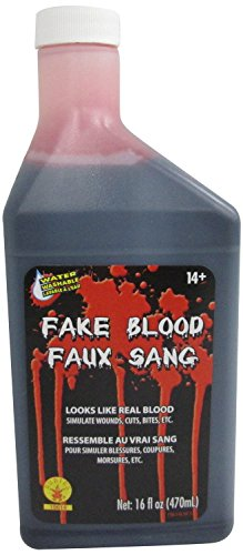 Price comparison product image Rubies 16-Ounce Fake Blood (2 Pack)