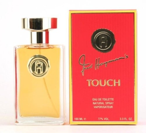 New TOUCH by Fred Hayman 3.4 Oz (100 ml) Eau De Toilette (EDT) Spray for Women ()