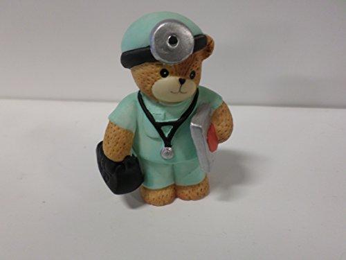 Lucy & Me Series (Enesco) ** Bear in Scrubs ** 244783
