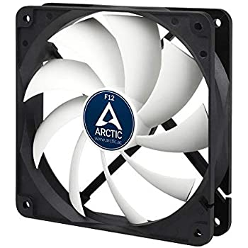 ARCTIC F12-120 mm Standard Low Noise Case Fan - Fluid Dynamic Bearing - Innovative Design