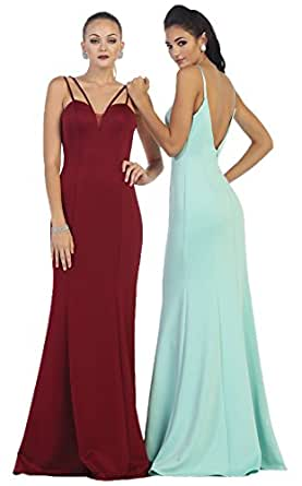 Amazon May Queen Mq1407 Special Occasion Formal Gown Clothing