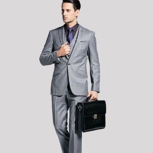 Amazon Com Vicuna Polo Men Briefcase Bag Business Men Bag Shoulder