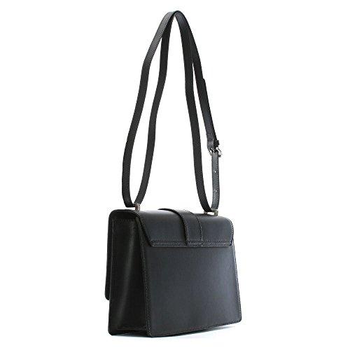 Vivienne Westwood Alex ii nero pelle con cintura a tracolla black_black, schwarz