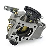 Vod_AutoParts Throttle Body Fuel Injection MR560126 Replacement for Mitsubishi 2007 Lancer ES Sedan 4-Door 2.0L 2006 Lancer SE Sedan 4-Door 2.0L New