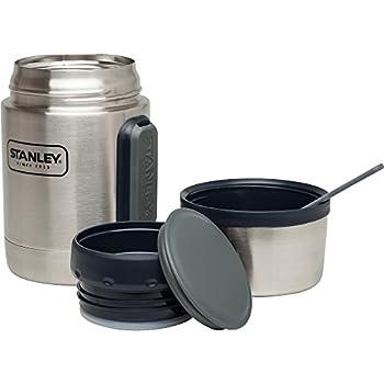 Stanley 10-01287-021 Adventure Vacuum Food Jar, Stainless Steel, 18 Oz 2