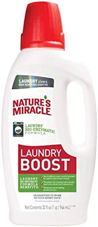 Natures Miracle Laundry 2 Pack Packing