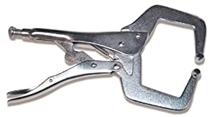US Forge Welding Locking C-Clamp Pliers