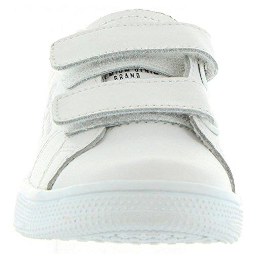 Pepe et Murray Jeans PBS30289 de Sport 800 pour Garçon Fille Chaussures White On71qrwTO