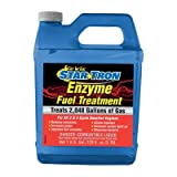 Cycle Care Star Tron Enzyme Fuel Additive 1 Gallon Bottle (ea) for Motorcycles (ZZ 3706-0040)