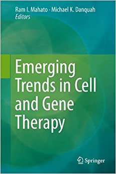 Book Emerging Trends in Cell and Gene Therapy
