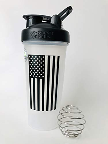 - The American Shaker - BlenderBottle - Military Bottle