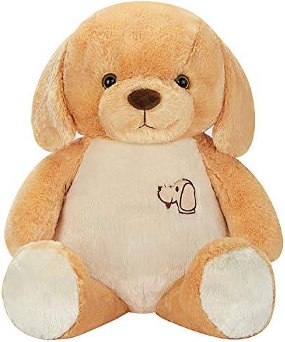 IKASA Giant Stuffed Golden Retriever Plush Toy Large Dog Stuffed Animal 30 inches
