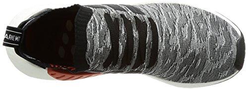 r2 White Ftwr PK Multicolore Sneaker adidas NMD Core Uomo Black Core Black wP56nqp