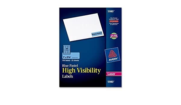 avery high visibility laser printable labels ave5980 christmas