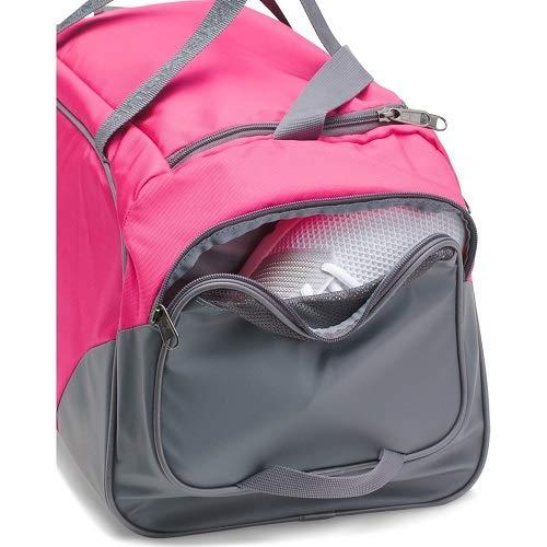 Under Armour Unisex 3.0/innegable Duffel Bag color rosa tropical peque/ña