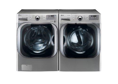 LG Titan Laundry Pair WM8000HVA product image