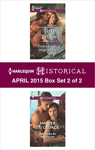 book cover of Harlequin Historical April 2015 - Box Set 2 of 2