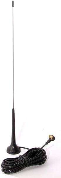 Kinetic DMA-1004 DAB - Conector magnético para antena digital SMB para coche