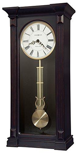Howard Miller Mia Clock, Worn Black
