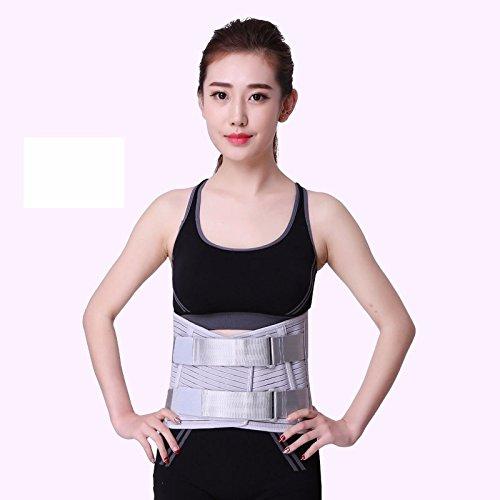 HL-Gürtel mit festen lws Lendenwirbelsäule Fixierung mit voller Gesundheit elastisch atmungsaktiv Riemen