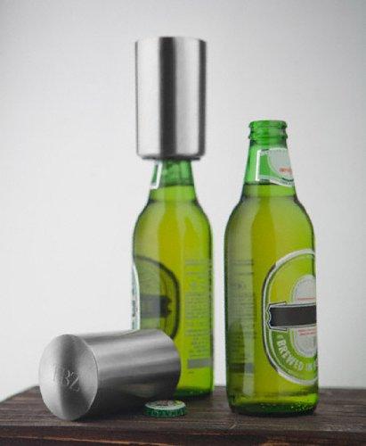 Personalized Leonardo deCapper Bottle Opener