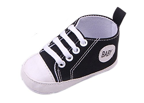 Voberry Baby Infant Girl boys Soft Sole Crib Shoes Canvas Loafers Sneakers