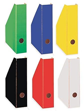 Stehordner Farbe schwarz Stehsammler DIN A4