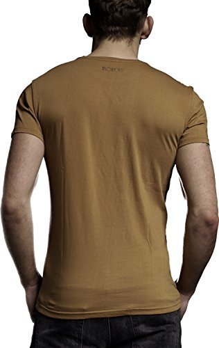 Two Angle T-Shirt Ydogs Camel-M