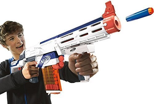 Nerf N-Strike Elite XD Fires up to 20 m Retaliator Toys