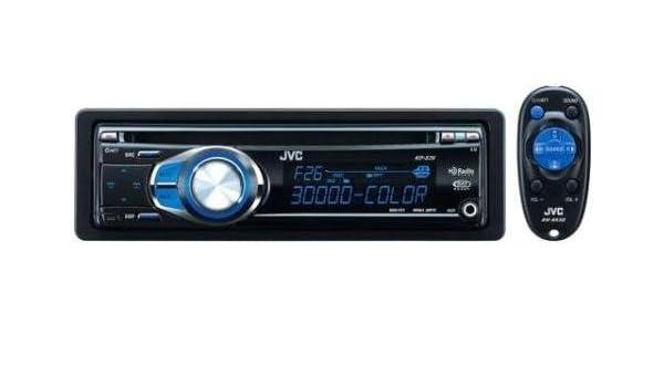amazon com jvc kd s26 in dash cd mp3 wma car stereo receiver car rh amazon com  jvc kd-s26 owners manual