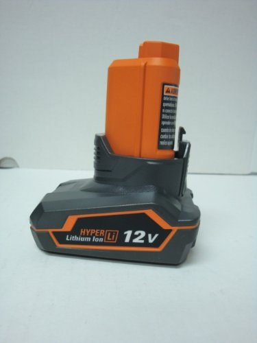 130199001 Ridgid 12v Lithium Ion Battery Pack 3.0ah AC820048 R82058 by Ridgid