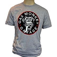 Bioworld Gas Monkey Garage T-Shirt