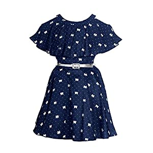Naughty Ninos Cotton Cut-Out Dress