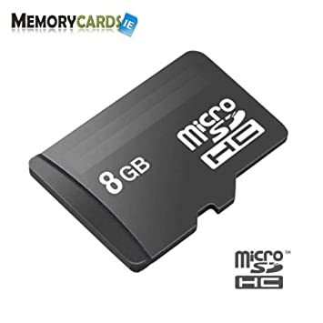 Nuevo 8 GB Micro SD SDHC tarjeta de memoria para JVC Everio ...