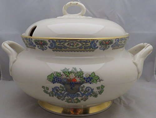 Lenox Autumn (Gold Back Stamp) Tureen & -