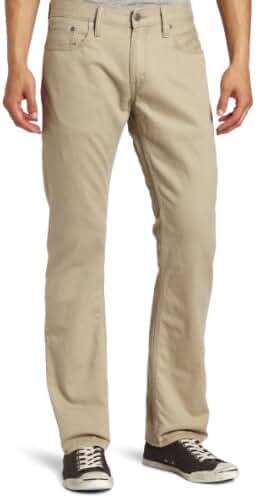 Levi's Men's 514 Straight-Leg Twill Pant