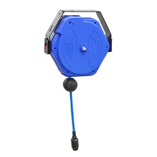 (STRAIGHT/ストレート) エアーホースリール φ8mm×7m 15-0500 B009B4ZYB6