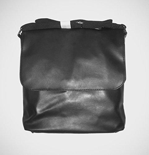 - Binocktails Bev-Satch Secret Messenger Bag Flask
