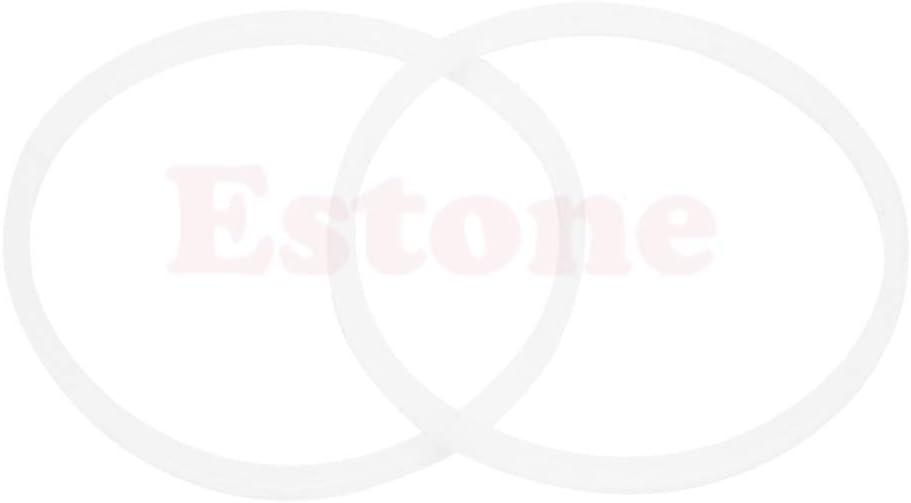 2 Unids Juntas Para NutriBullet Exprimidor de Bolas Nutri Bullet Anillo de Sellado 600 W Nuevo