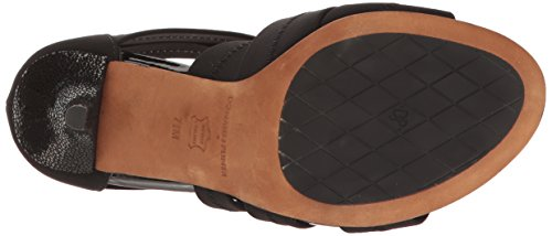 Dress Sandal Crepe D Pliner Women's Donald J Black Gigee wW8YXqxR