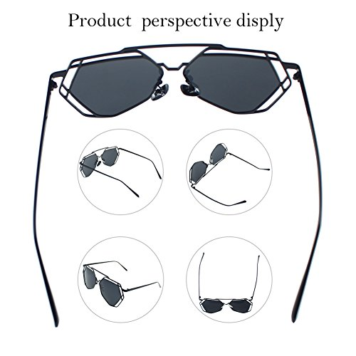 Glasses Sunglasses Style Travelling Protection For For Indoor Man Sports Driving UV Women Lens Fashion Anti Mirror Party Climbing negro Rock Decorations Outdoor Polarized Eyewear Frame Metal Hollow Fishing q1w7TxqdC
