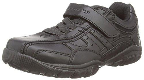 Skechers Grambler - Felux - Zapatillas de deporte de Material Sintético para niño Negro - negro