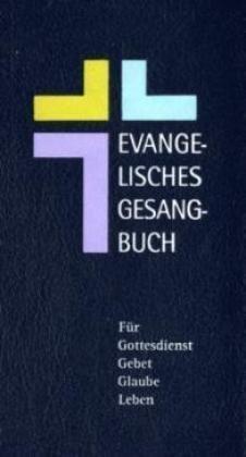 Evangelisches Gesangbuch - Taschenausgabe mit Kunstledereinband und Silberschnitt: Ausgabe für Württemberg