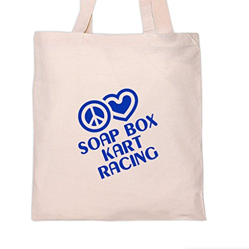 peace-love-soap-box-kart-racing-sport-tote-bag