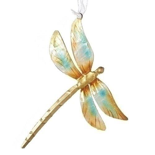 (Roman CAPIZ Shell Dragonfly Hanging)