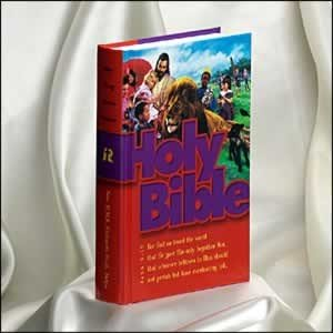 NKJV Gift Bible, Children's Edition