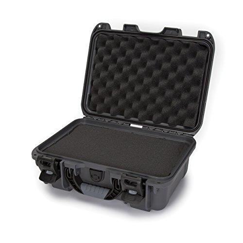 Nanuk 915 Waterproof Hard Case with Foam Insert - Graphite