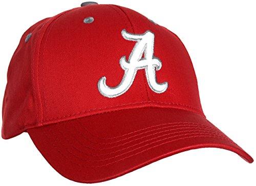 Collegiate Headwear Alabama Crimson Tide Men's MVP Ball Cap