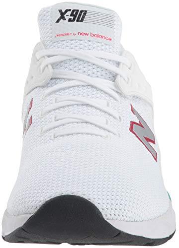 Cra white Sneaker 90 pomegranate New X Balance Bianco Uomo xCP8q1wO