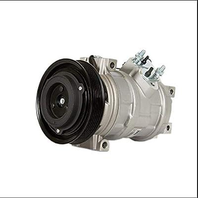 Valeo 10000668 Chrysler Pacifica 2004-2006 Compressor: Automotive